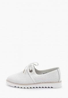 Ботинки, La Grandezza, цвет: белый. Артикул: LA051AWIYJY8. Обувь / Ботинки / Низкие ботинки