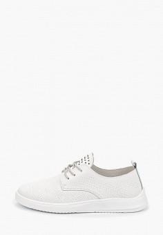 Ботинки, La Grandezza, цвет: белый. Артикул: LA051AWIYKA6. Обувь / Ботинки / Низкие ботинки