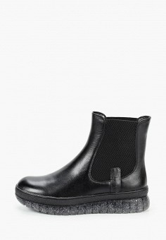 Ботинки, La Grandezza, цвет: черный. Артикул: LA051AWKGBM4. Обувь / Ботинки / Челси