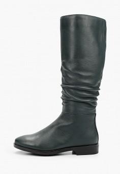 Сапоги, La Grandezza, цвет: зеленый. Артикул: LA051AWKGBQ5. Обувь / Сапоги / Сапоги
