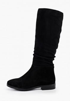 Сапоги, La Grandezza, цвет: черный. Артикул: LA051AWKGBQ6. Обувь / Сапоги / Сапоги