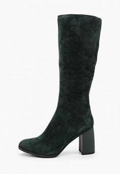Сапоги, La Grandezza, цвет: зеленый. Артикул: LA051AWKGBR2. Обувь / Сапоги / Сапоги