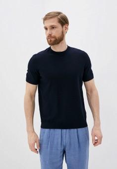Джемпер, Lab. Pal Zileri, цвет: черный. Артикул: LA059EMHUWJ6. Одежда / Джемперы, свитеры и кардиганы / Джемперы и пуловеры