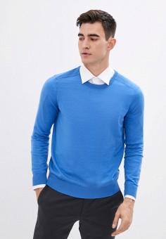 Джемпер, Lab. Pal Zileri, цвет: синий. Артикул: LA059EMJYNJ8. Одежда / Джемперы, свитеры и кардиганы / Джемперы и пуловеры