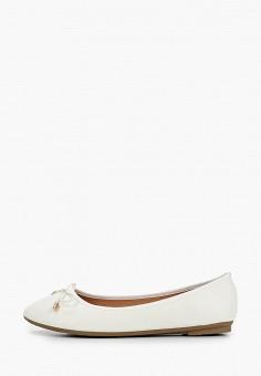 Балетки, La Bottine Souriante, цвет: белый. Артикул: LA062AWIJNW3. Обувь / Балетки
