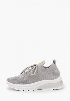 Кроссовки, La Bottine Souriante, цвет: серый. Артикул: LA062AWIVBF7. Обувь