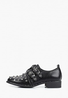 Ботинки, La Bottine Souriante, цвет: черный. Артикул: LA062AWJGRD2. Обувь / Ботинки / Низкие ботинки