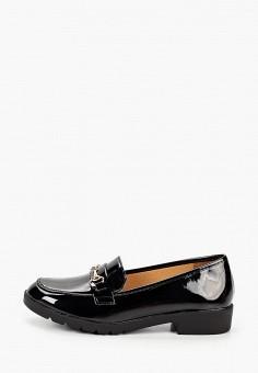 Лоферы, La Bottine Souriante, цвет: черный. Артикул: LA062AWKHQP1. Обувь / Туфли