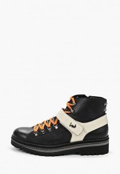Ботинки, Lab-Milano, цвет: черный. Артикул: LA074AMHATF3. Обувь / Ботинки / Высокие ботинки