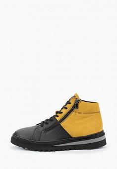 Ботинки, Lab-Milano, цвет: черный. Артикул: LA074AMHATF4. Обувь / Ботинки / Высокие ботинки