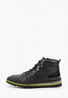 Ботинки, Lab-Milano, цвет: черный. Артикул: LA074AMHATG0. Обувь / Ботинки / Высокие ботинки