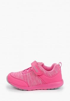Кроссовки, Lassie, цвет: розовый. Артикул: LA078AGIIXQ8.