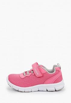 Кроссовки, Lassie, цвет: розовый. Артикул: LA078AGIIXR1.