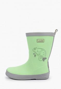 Резиновые сапоги, Lassie, цвет: зеленый. Артикул: LA078AKIIXQ7.