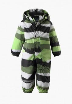 Комбинезон утепленный, Lassie, цвет: зеленый. Артикул: LA078EBFYET2.