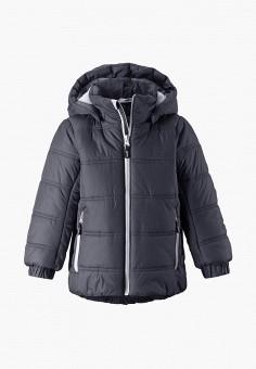 Куртка утепленная, Lassie, цвет: серебряный. Артикул: LA078EBFYEY0.