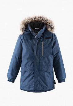 Парка, Lassie, цвет: синий. Артикул: LA078EBJWXR7. Мальчикам / Одежда / Верхняя одежда / Куртки и пуховики