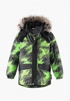 Куртка утепленная, Lassie, цвет: зеленый. Артикул: LA078EBJWXS4. Мальчикам / Одежда / Верхняя одежда / Куртки и пуховики