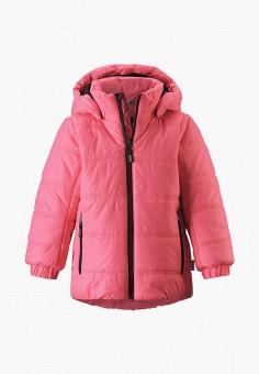 Куртка утепленная, Lassie, цвет: розовый. Артикул: LA078EGFYEY6.
