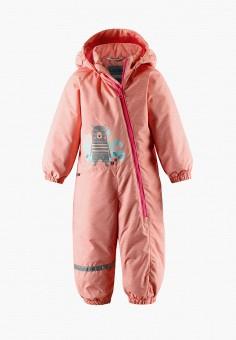Комбинезон утепленный, Lassie, цвет: розовый. Артикул: LA078EGIIVP1.