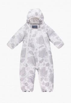 Комбинезон утепленный, Lassie, цвет: серый. Артикул: LA078EKFYEV5. Новорожденным / Одежда