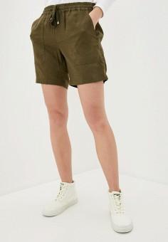 Шорты, Lauren Ralph Lauren, цвет: хаки. Артикул: LA079EWHTXO5. Одежда / Шорты