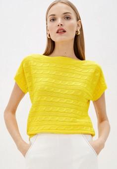 Джемпер, Lauren Ralph Lauren, цвет: желтый. Артикул: LA079EWHTYV8. Одежда / Джемперы, свитеры и кардиганы / Джемперы и пуловеры / Джемперы