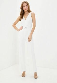 Комбинезон, Lauren Ralph Lauren, цвет: белый. Артикул: LA079EWHUAK6. Одежда / Комбинезоны