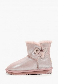 Полусапоги, Lambface, цвет: розовый. Артикул: LA093AWHNXD9. Обувь / Сапоги