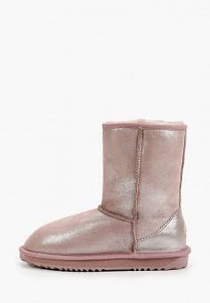 Полусапоги, Lambface, цвет: розовый. Артикул: LA093AWHNXH1. Обувь / Сапоги / Угги и унты