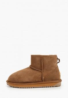 Полусапоги, Lambface, цвет: коричневый. Артикул: LA093AWHNXI3. Обувь / Сапоги / Угги и унты