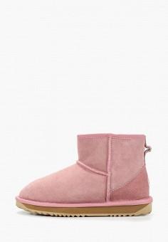 Полусапоги, Lambface, цвет: розовый. Артикул: LA093AWHNXI5. Обувь / Сапоги