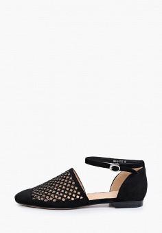 Туфли, Larossa, цвет: черный. Артикул: LA104AWIFFN1. Обувь / Туфли