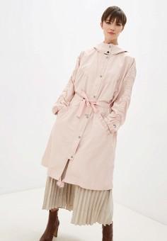 Плащ, Laurel, цвет: розовый. Артикул: LA678EWHGRX9. Одежда / Верхняя одежда / Плащи и тренчи