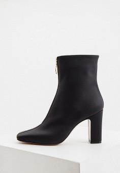 Ботильоны, L'Autre Chose, цвет: черный. Артикул: LA932AWJXOR9. Обувь / Ботильоны