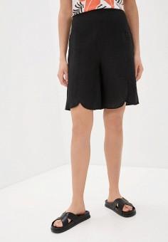 Шорты, L'Autre Chose, цвет: черный. Артикул: LA932EWHZRF0. Одежда / Шорты