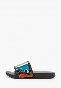 Сланцы, L.Day, цвет: синий. Артикул: LD001AWIYBZ3. Обувь / Резиновая обувь