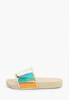 Сланцы, L.Day, цвет: мультиколор. Артикул: LD001AWIYBZ4. Обувь / Резиновая обувь