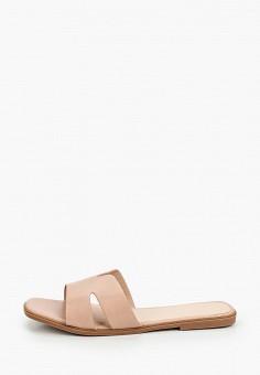 Сабо, L.Day, цвет: розовый. Артикул: LD001AWIYCA8. Обувь / Сабо и мюли