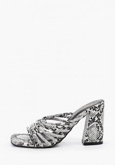 Сабо, Sergio Todzi, цвет: серый. Артикул: LD001AWIZCG6. Обувь / Сабо и мюли