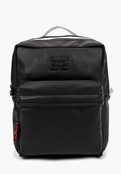 Рюкзак, Levi's?, цвет: черный. Артикул: LE306BWHPTR0. Аксессуары / Рюкзаки