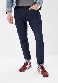 Джинсы, Levi's?, цвет: синий. Артикул: LE306EMEHJA3. Одежда / Джинсы / Прямые джинсы