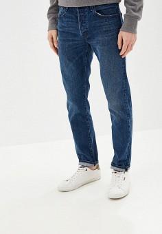 Джинсы, Levi's?, цвет: синий. Артикул: LE306EMFOUS7. Одежда / Джинсы / Зауженные джинсы