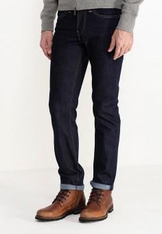 Джинсы, Levi's?, цвет: синий. Артикул: LE306EMFTB82. Одежда / Джинсы / Зауженные джинсы