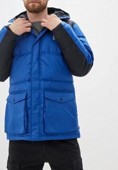 Пуховик, Levi's?, цвет: синий. Артикул: LE306EMGAXR3. Одежда / Верхняя одежда / Пуховики и зимние куртки / Пуховики