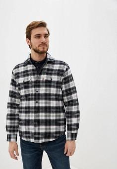Куртка утепленная, Levi's?, цвет: черный. Артикул: LE306EMHMRR7. Одежда / Верхняя одежда / Демисезонные куртки
