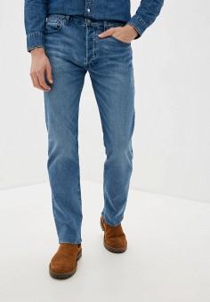 Джинсы, Levi's?, цвет: синий. Артикул: LE306EMHMSJ1. Одежда / Джинсы