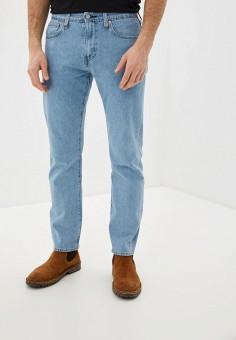 Джинсы, Levi's?, цвет: голубой. Артикул: LE306EMHMSJ9. Одежда / Джинсы / Прямые джинсы