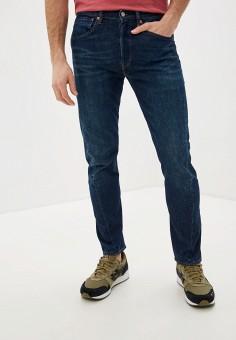 Джинсы, Levi's?, цвет: синий. Артикул: LE306EMHMSL4. Одежда / Джинсы / Зауженные джинсы