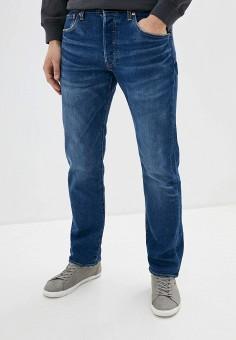 Джинсы, Levi's?, цвет: синий. Артикул: LE306EMHPOE3. Одежда / Джинсы
